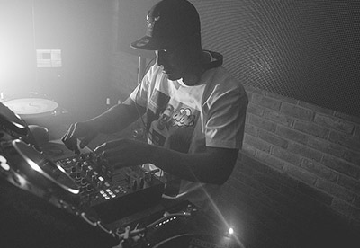 DJ Q Image